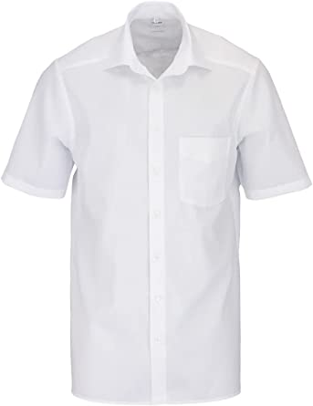 Olymp Hombre Camisa Luxor Comfort Fit Manga Corta