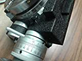 "4"" Precision Tilting Rotary Table, MT2 Center,Heavy Duty Part#TSK-100cn- New"