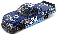 Autographed Kyle Larson 2016 Eldora Truck Win Raced Version NASCAR Diecast 1:24 Scale