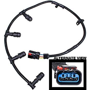 amazon com  apdty 015564 glow plug wire wiring pigtail