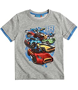 Hot Wheels T-Shirt - grau - 128