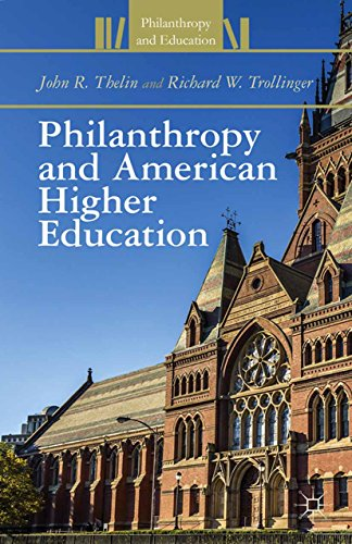 Download Philanthropy and American Higher Education (Philanthropy and Education) Pdf