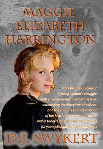 Maggie Elizabeth Harrington: I Live in Two Worlds by [Swykert, D.J.]