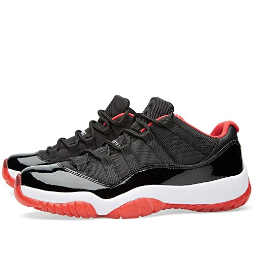 Nike, Sneaker uomo Colour: Black True Red White