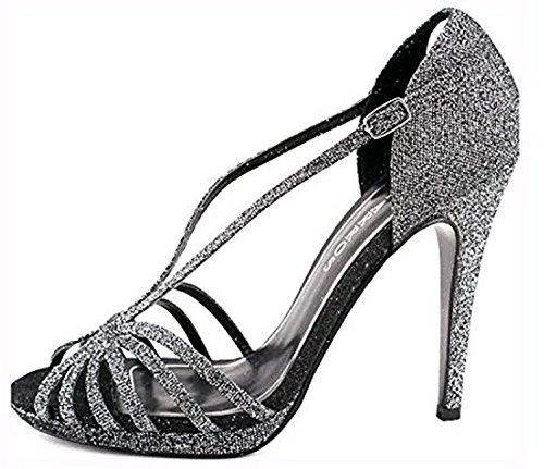 Platform Precious Sandals Women's Flash Toast Evening Caparros UFwgq6n