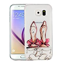 For cellphone Cases, For Samsung Galaxy S6 / G920 Macarons Pattern IMD Workmanship Soft TPU Protective Case ( SKU : SAS0149H )