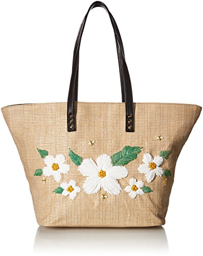 Betsey Johnson Daisy'D and Confused Flower Tote Shoulder Bag, ()