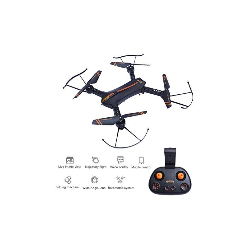 FPV RC Drone – LBKR Tech WiFi Live Feed