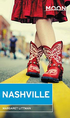 Moon Nashville (Travel Guide)