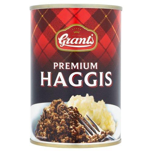 5 opinioni per Grants Tinned Haggis 392g