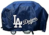 Los Angeles Dodgers Grill Cover Deluxe - MLB Licensed