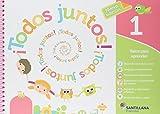 img - for PAQ. TODOS JUNTOS 1. PREESCOLAR (RETOS PARA APRENDER + GUIA PARA LA FAMILIA TODOS JUNTOS) book / textbook / text book