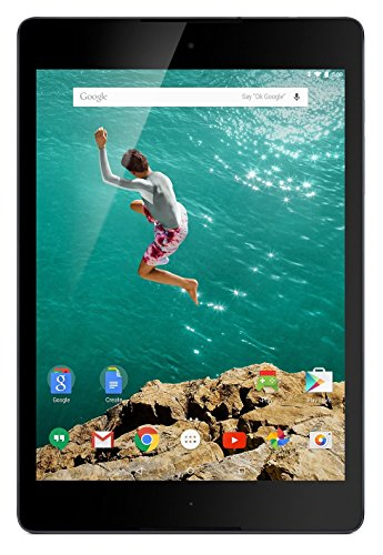 HTC Google Nexus 9 32GB Unlocked GSM 4G LTE Android 5.0 (Lollipop) Phone/Tablet PC - Indigo Black -  4718487659173