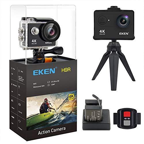 Eken H9R 4K WiFi Full HD 4K 25Fps 2.7K 30Fps 1080P 60Fps 720P 120Fps Waterproof Sports Action Camera 12MP Photo