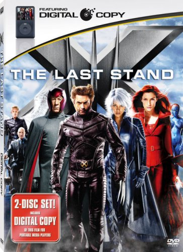 X-3: X-Men - The Last Stand (Includes Digital Copy) (X Men The Last Stand Eric Dane)