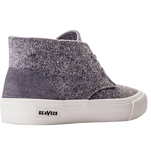 Seavees Hombres 12/62 Maslon Wintertide Grayers Pewter Flannel