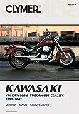 Kawasaki Vulcan 800 & Classic 95-05 (Clymer Motorcycle Repair) by Penton Staff (2000) Paperback