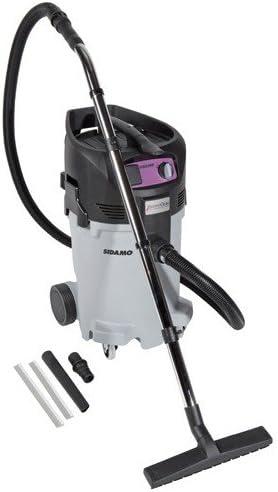 Sidamo – Aspirador de agua y polvo (cubeta polipropileno XC 50 Dr ...