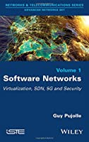 Software Networks: Virtualization, SDN, 5G, Security Front Cover