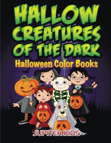 Hallow Creatures Dark Halloween Color