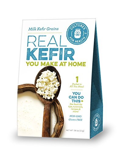 Milk Kefir Grains