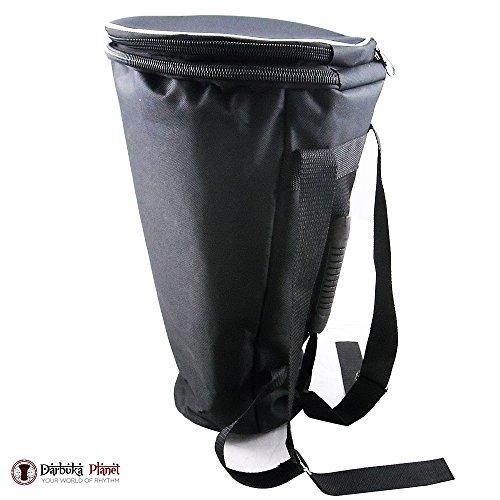 Doumbek Case (Large 17'' Darbuka Doumbek premium Fabric Gig-bag Gig-bag Doumbek CASE)