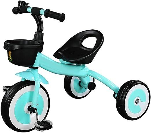 LZQBD Childrens Fun/Los niños de 3 Ruedas de la Bici Triciclo ...