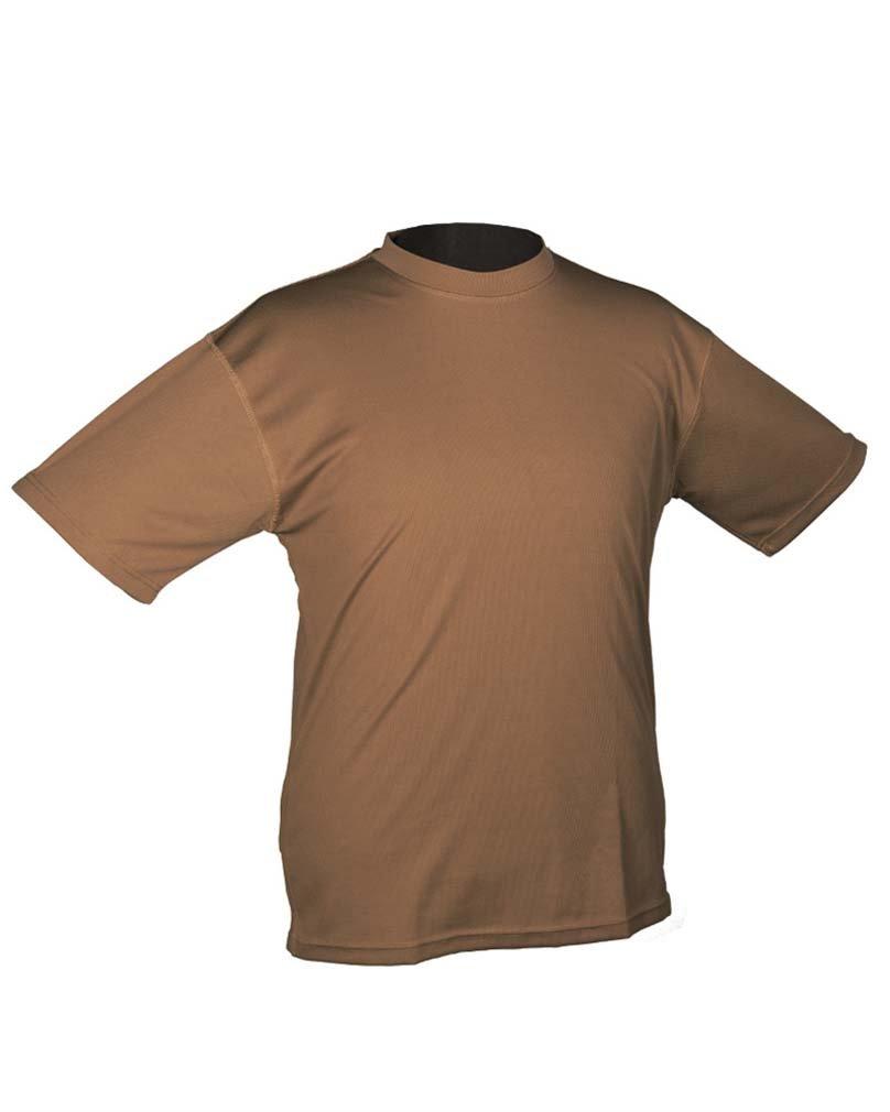 Mil-Tec Tactical Quickdry T-Shirt Oliv