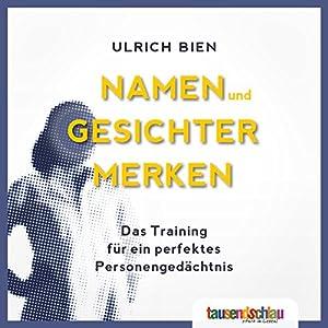 Namen & Gesichter Hörbuch