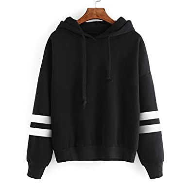 Amazon.com: Pullover Hoodies Sweatshirt For Women,Napoo Hot Sale ...