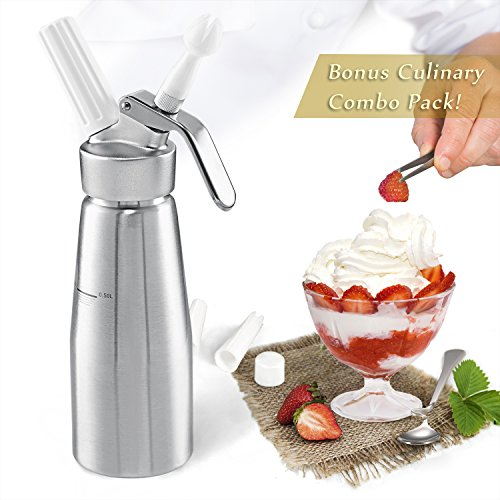 Whipped Cream Charger Set of 24 - 3