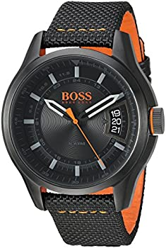 HUGO BOSS Men's 'HONG KONG SPORT' Casual Watch