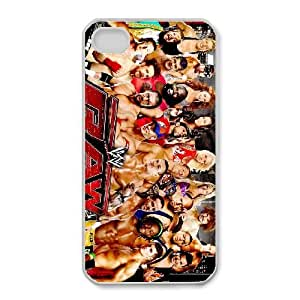 iPhone 4,4S Phone Case White WWE DY7688090