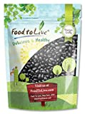 Food to Live Black Beans (Turtle) (5 Pounds)