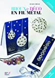 Bijoux & Déco en fil métal