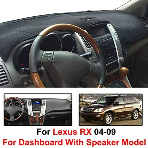 Beige Coverking Custom Fit Dashcovers for Select Lexus RX300 Models Poly Carpet