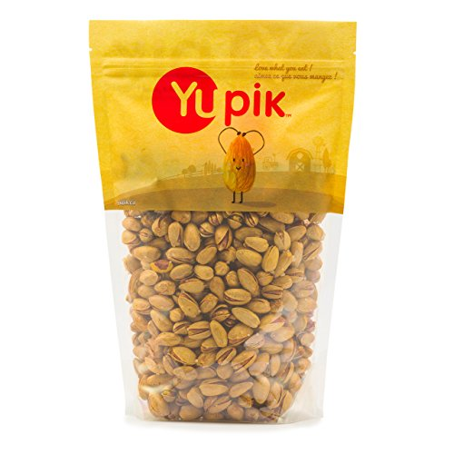 Yupik Lemon Pistachios With Sea Salt, 2.2 lb ()