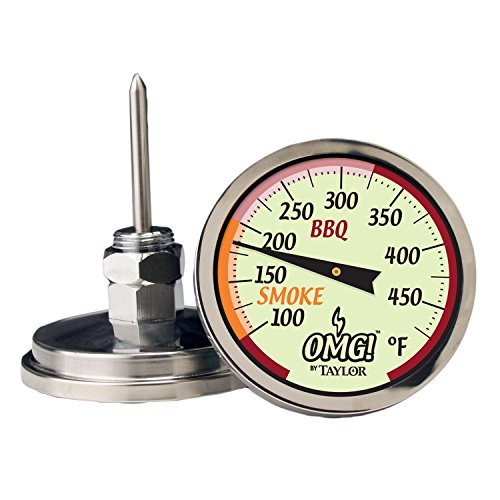 Oh My Grill Smoker Thermometer