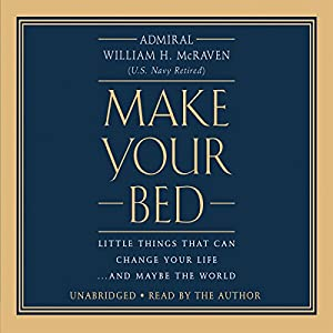 by William H. McRaven (Author, Narrator), Hachette Audio (Publisher) (557)  Buy new: $18.24$15.95