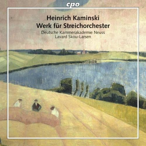 Werk Fur Streichorchester: Kaminski, H.: Amazon.it: Musica