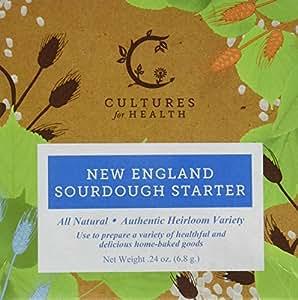DIY Fermentation - New England Sourdough Starter Kit
