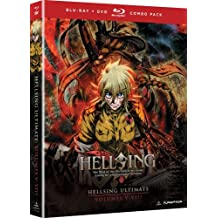 Hellsing Ultimate: Volumes 5 - 8 Collection