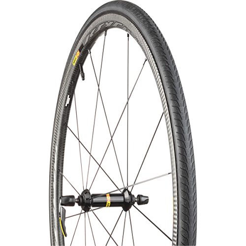 Mavic Ksyrium Rims (Mavic Ksyrium Pro Carbon SL T Wheelset - Tubular Black, Shimano/SRAM 11-Speed)