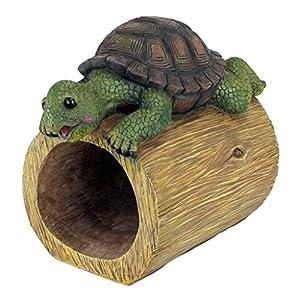 设计Toscano滴下乌龟沟卫局的唐斯雕像