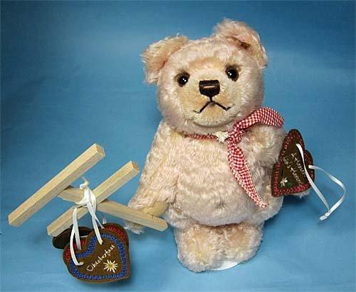 Steiff company Steiff Germany Shop Limited Oktoberfest gingerbread cellar teddy bear 25cm