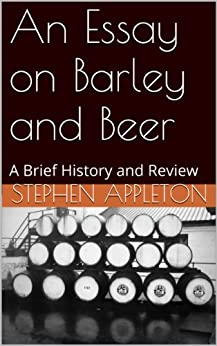 The History Of Beer Term paper