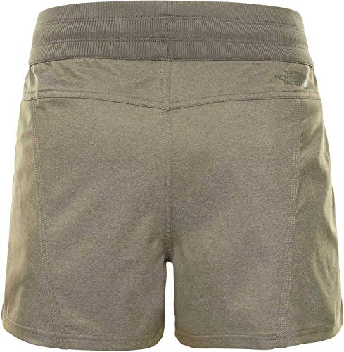 Green W 0 Heather New The Femme 2 Face North Short Taupe Aphrodite pO1nxTzwfq