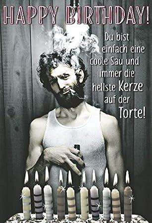 Lustige Sprüche Karten Undercover 017 Amazon De Küche Haushalt