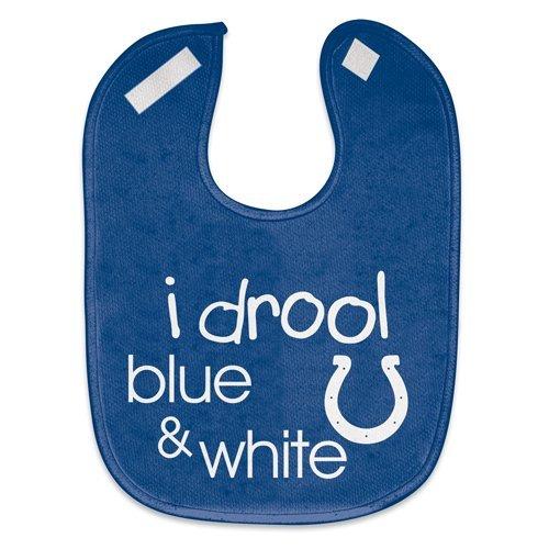 Indianapolis Colts BABY BIB - FULL COLOR MESH (Colts Indianapolis Bib Baby)