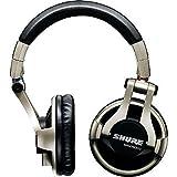 Shure SRH750DJ Supraaural Audífono - Audífonos (Supraaural, 5 - 30000 Hz, 106 Db, 32 Ohmio, 5 cm, Neodimio)